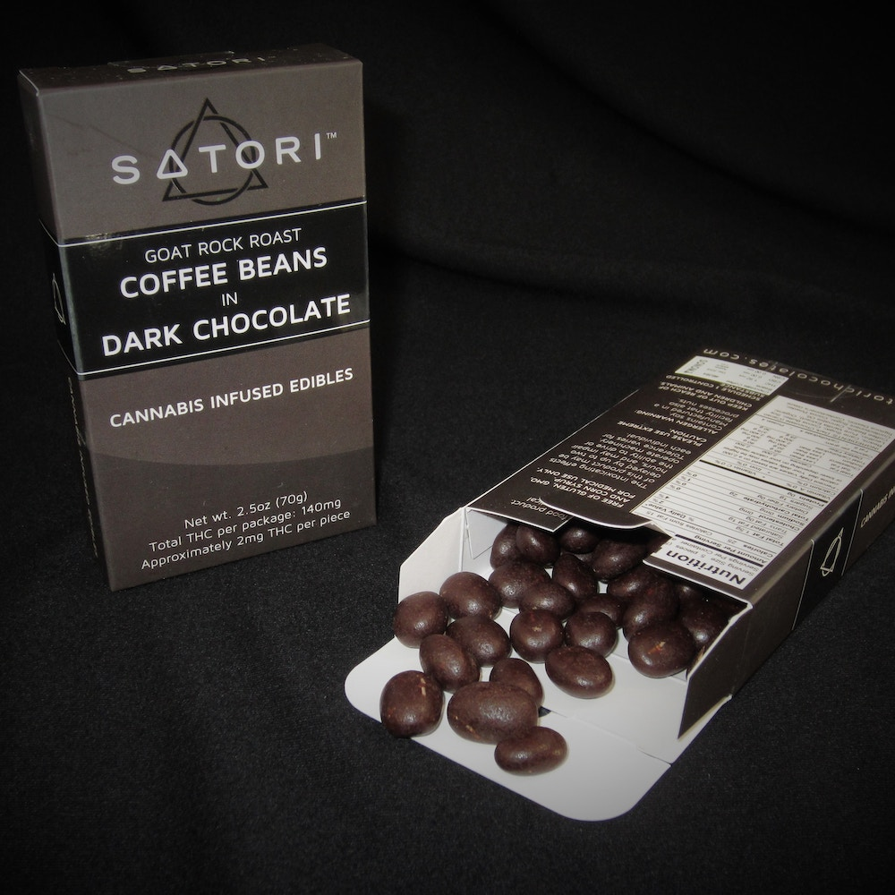 Satori Chocolate Coffee Bean Bites - Lifted Health & Wellness ...