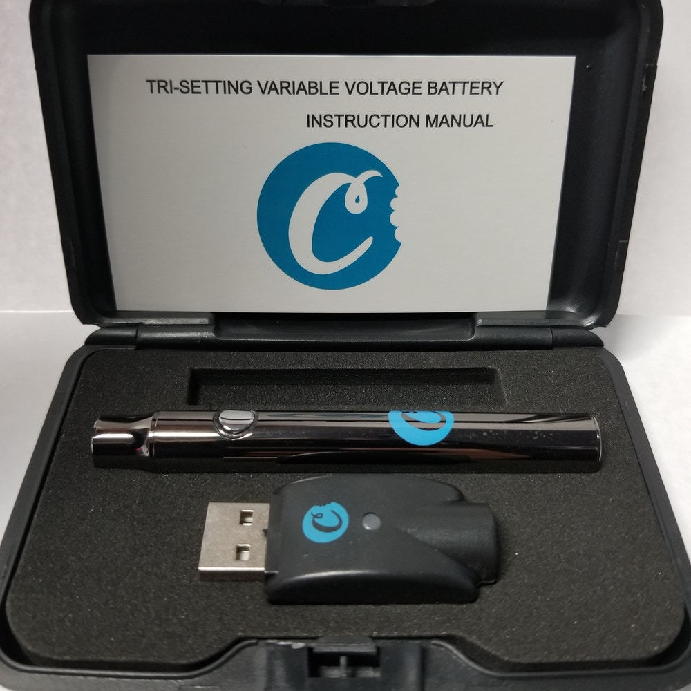 Cookies - Vape Pen Battery - Connected San Jose - Medical