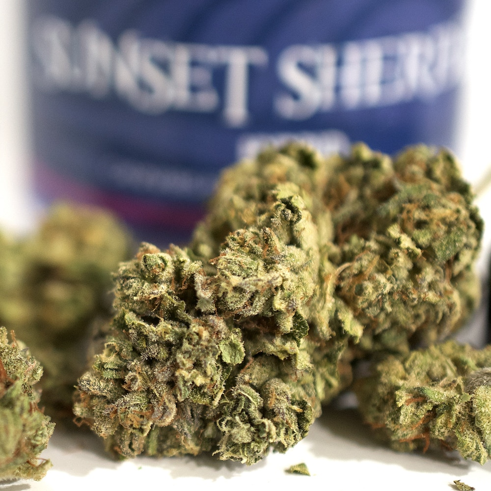 Sunset Sherbet - C R A F T  Cannabis Delivery - Medical
