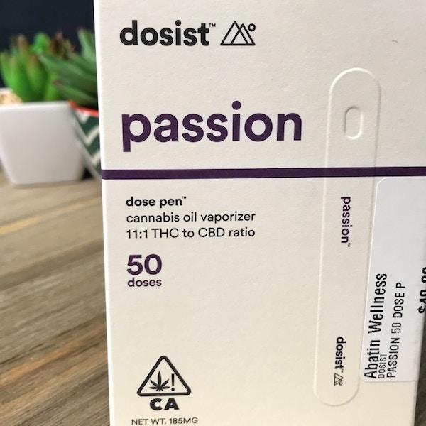 Passion 50 Vape Pen - Abatin Wellness Center - Medical
