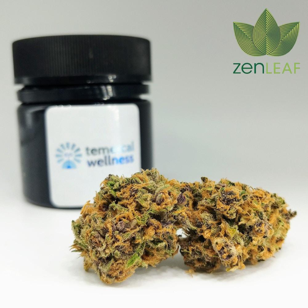 Temescal Purple Obeah - Zen Leaf - Jessup - Medical Marijuana Menu