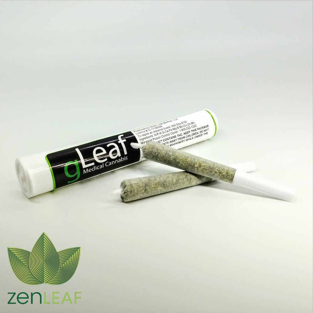 Jelly Breath - Zen Leaf - Jessup - Medical Marijuana Menu