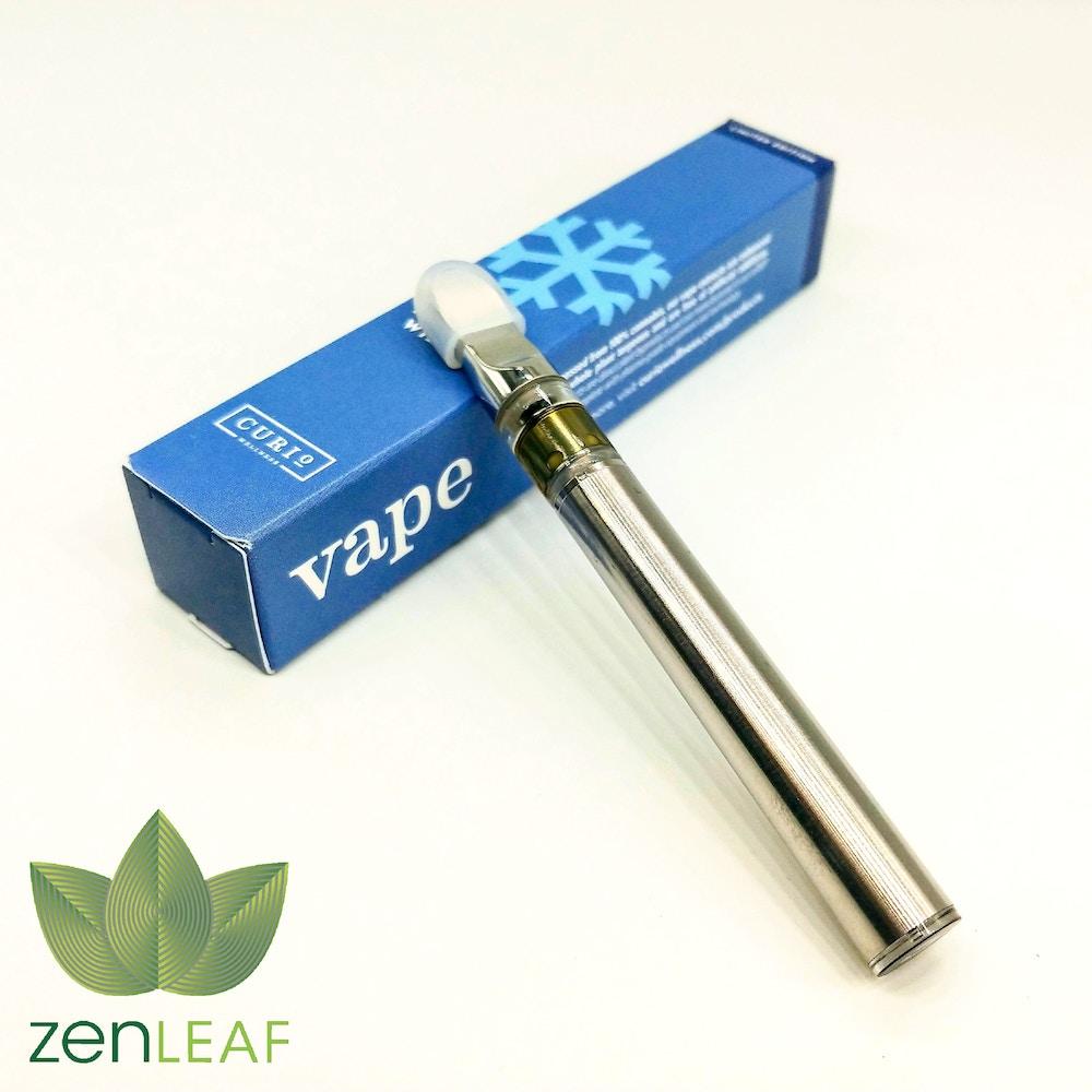 Curio Blissful Wizard Disposable Pen 0 3g - Zen Leaf