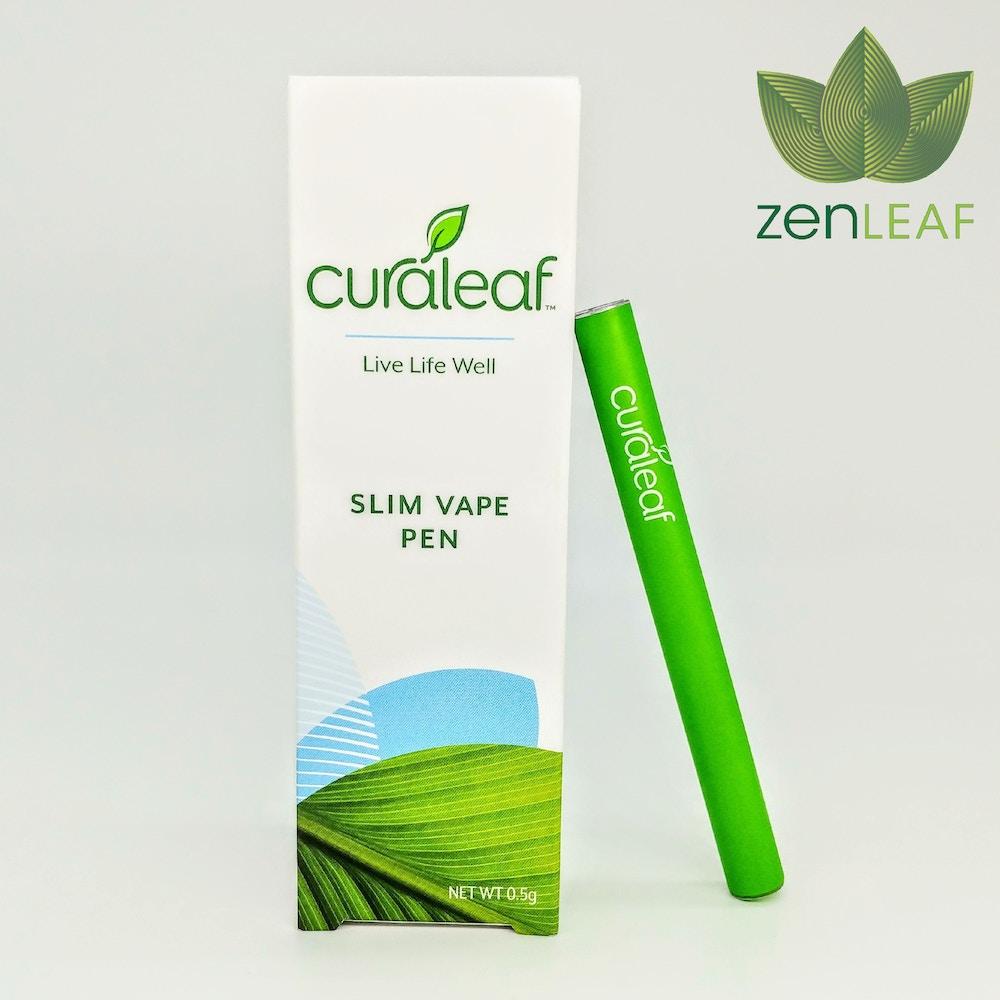 Plant De Menthe En Pot curaleaf creme de menthe pen 0.5g - zen leaf - waldorf