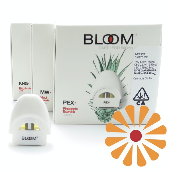 Bloom Room - Medical Marijuana Menu - Bay Area | Medicinal Cannabis