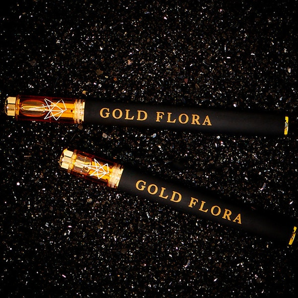 Black Gold Disposable Vape Pen - Airfield Supply Company