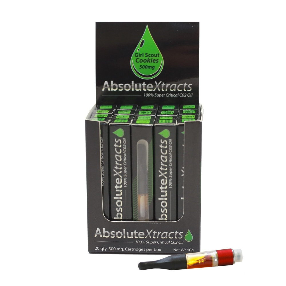 Girl Scout Cookie CO2 Cartridge