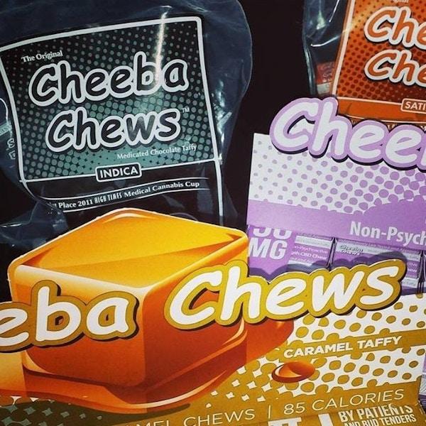 Cheeba Chew - Hybrid 70mg - Lifted Health & Wellness