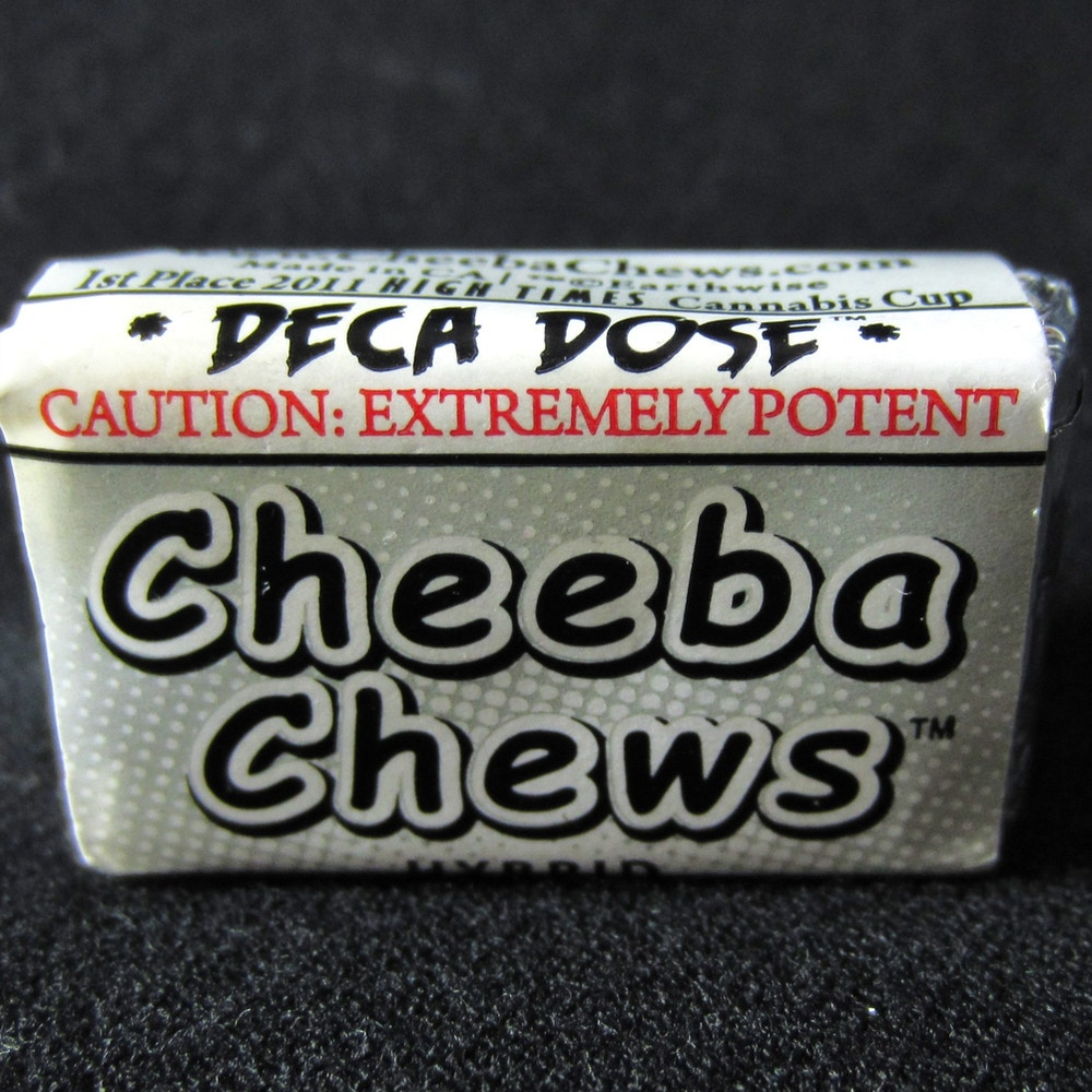 Cheeba Chew - Deca Dose 175mg - Lifted Health & Wellness